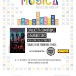 Orquesta Sonoridad - Xoves 18 de febreiro