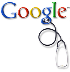 Should doctors use google to find our more information on patients?