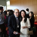 With Dr. Salvatierra, such a sweet and kind mentor