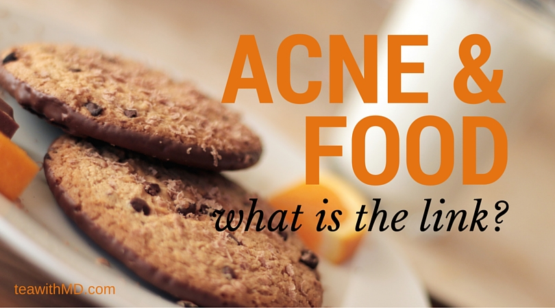 The True Link between Food and Acne