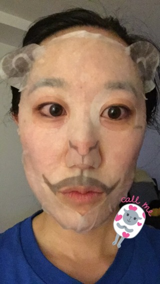 Berrisom Animal Sheet Mask