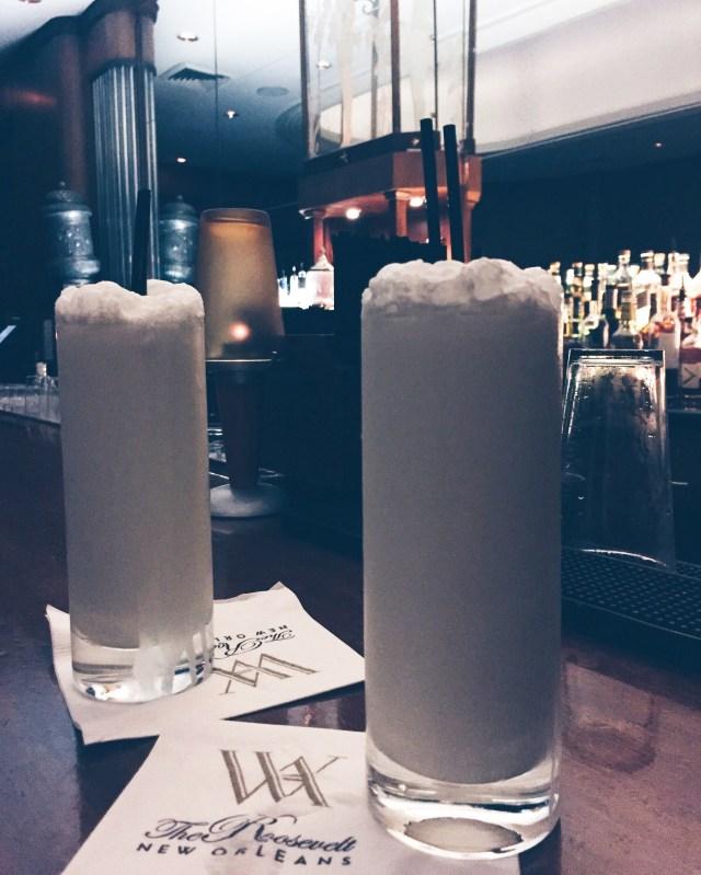 Gin Ramos Fizz
