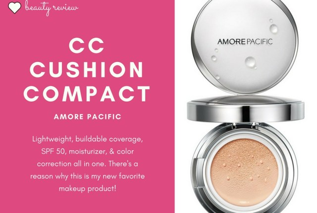 Amore Pacific CC Control Cushion