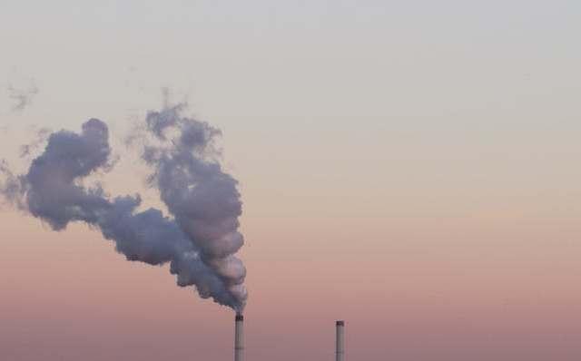 pollution skin