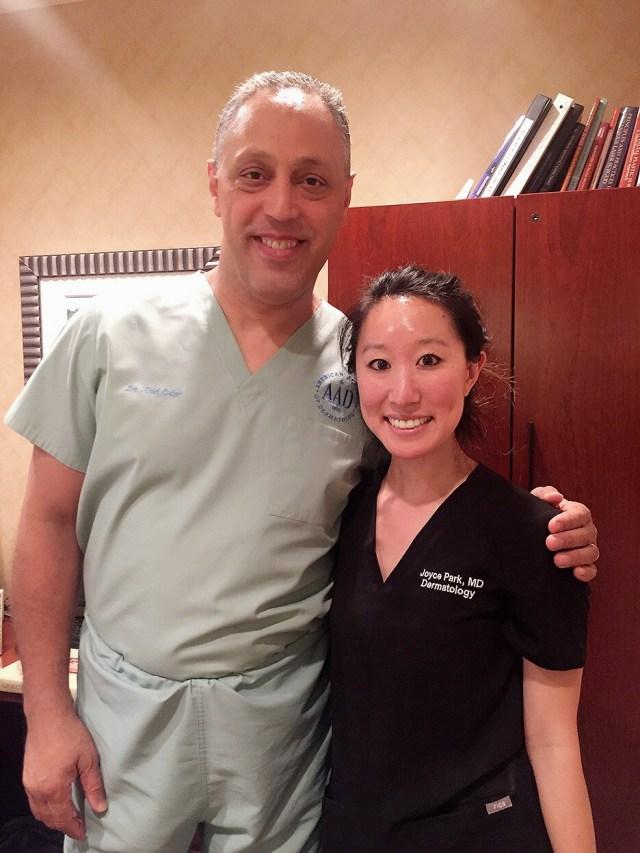 Dr. Ariel Ostad tumescent liposuction
