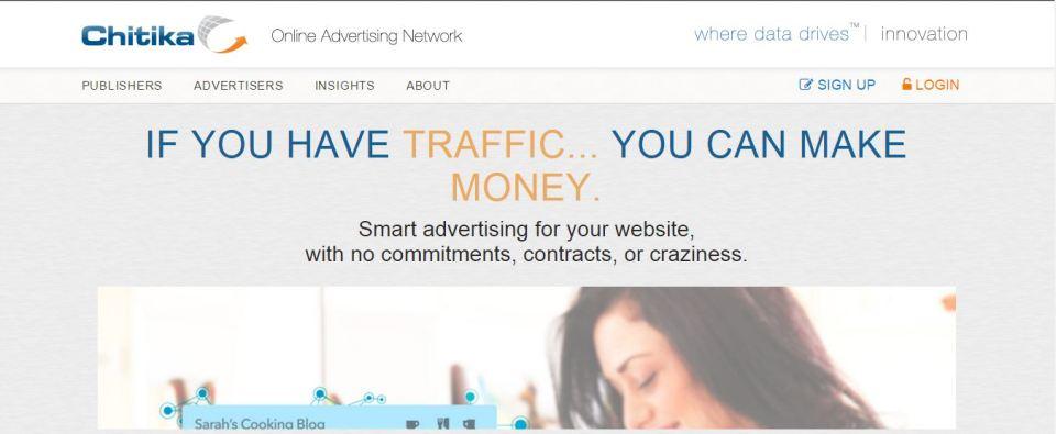 best ad networks chitika