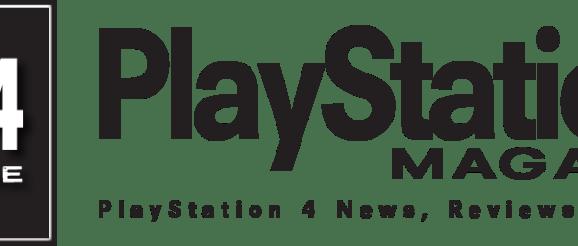 Playstation 4 Magazine Logo New
