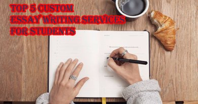 Students caught using custom writing services