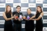 Sony Xperia XZ & Xperia X Compact Smartphones Revealed