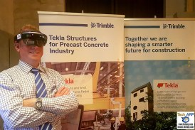 Trimble Reveals The Future Of Engineering With Microsoft HoloLens