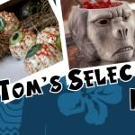 Tom's Selec #157 : Geek'em All !!