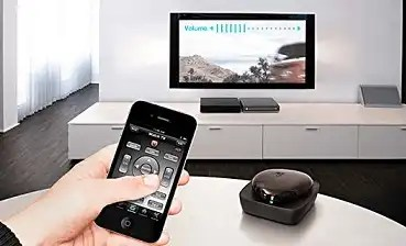 Convert Your Smartphone into a Universal Remote Control
