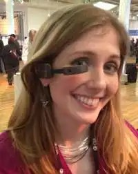 CES 2013 Vuzix M100 Smart Glasses