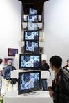 Hitachi?s Ultra Thin 1.5 series LCD HD televis...
