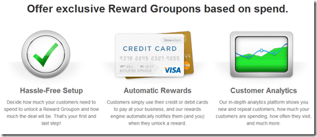 Groupon Rewards Example