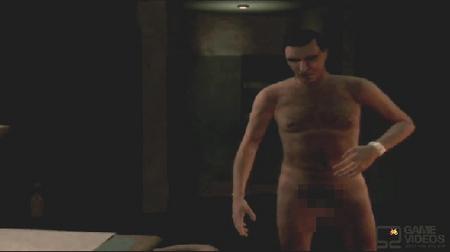 gta lost damned naked