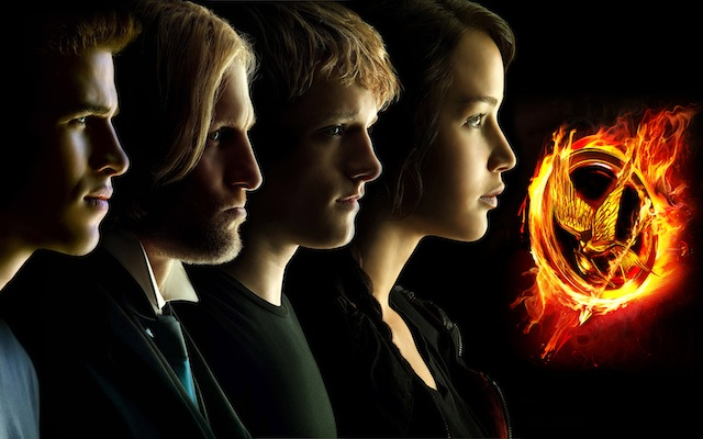 The Hunger Games to be...