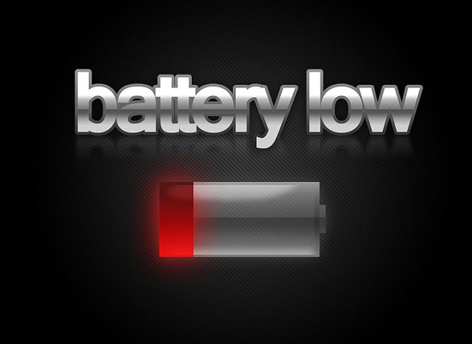 battery-low