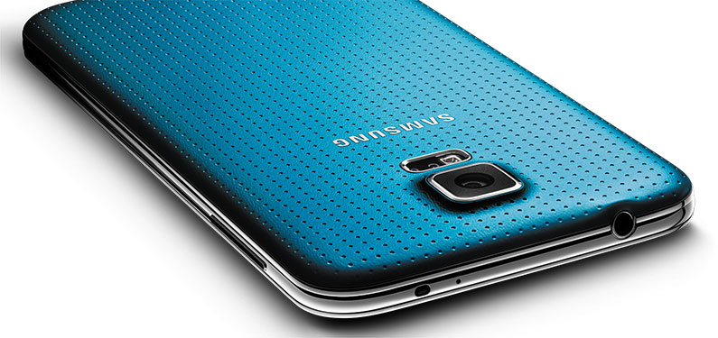 This is the S5...