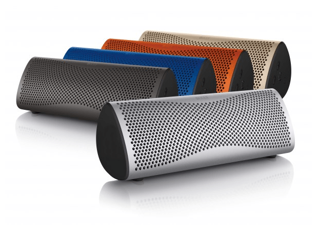 Design of the day: KEF MUO wireless speakers