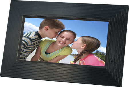 YES DPF900 photo frame