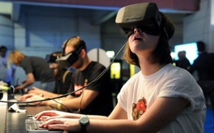 MInecraft on Oculus Rift
