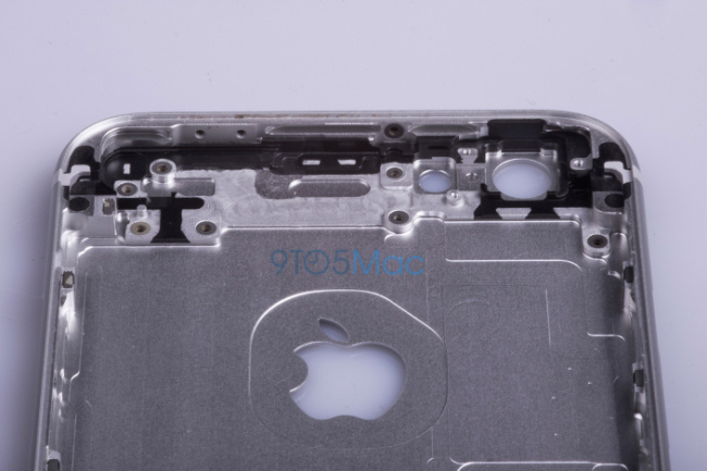 iPhone 6s inside logo look