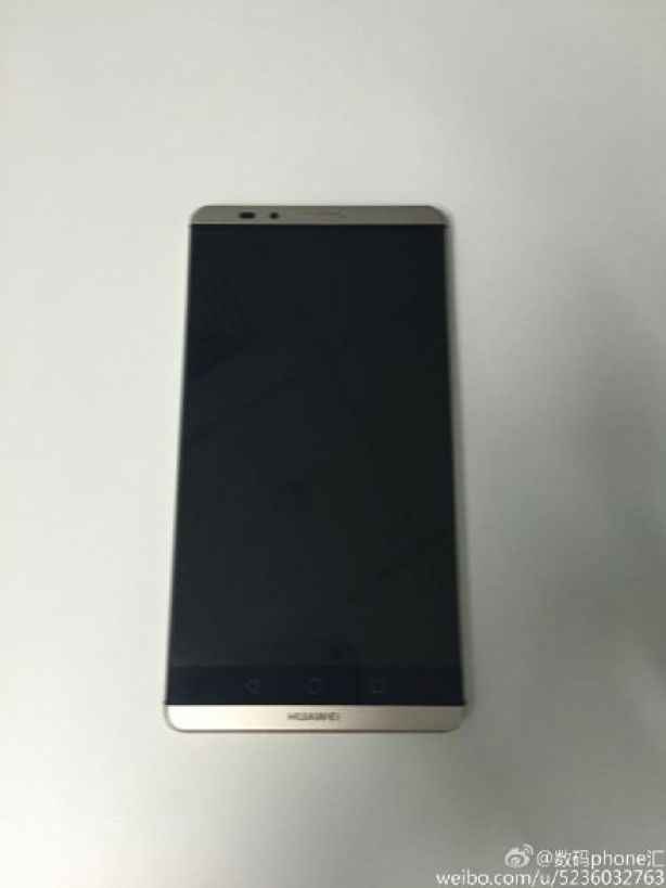 Huawei mate 8 leaked image with unicorn 950