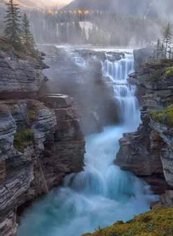 Waterfall phone backgrounds wallaper