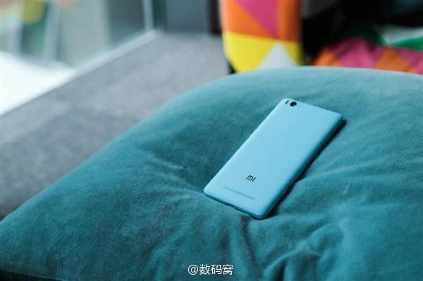 Xiaomi Mi 4c light blue