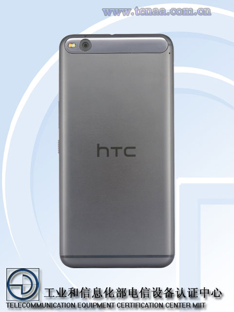 HTC One X9 leaked image