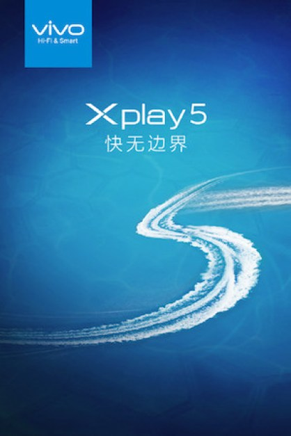Vivo X play 5 hifi smart