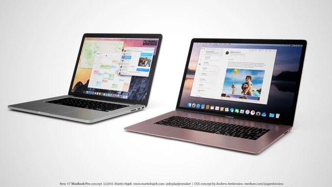 MacBook Pro 15-inch 2016 10