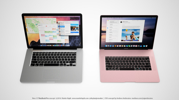 MacBook Pro 15-inch 2016 11