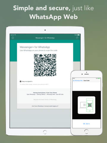WhatsApp Messenger Plus