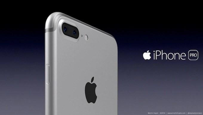 iPhone 7 Pro 3