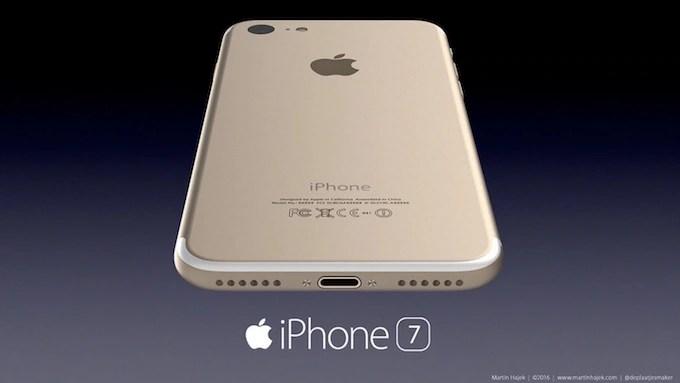 iPhone 7 design