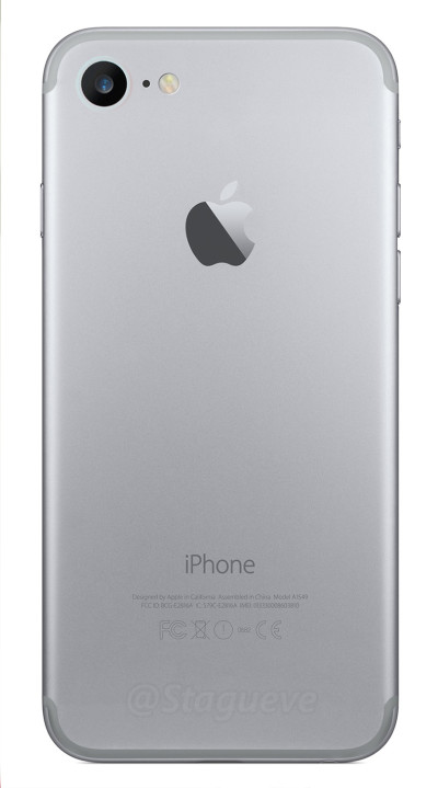 iPhone 7 expected design