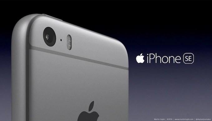 iPhone SE Design 1