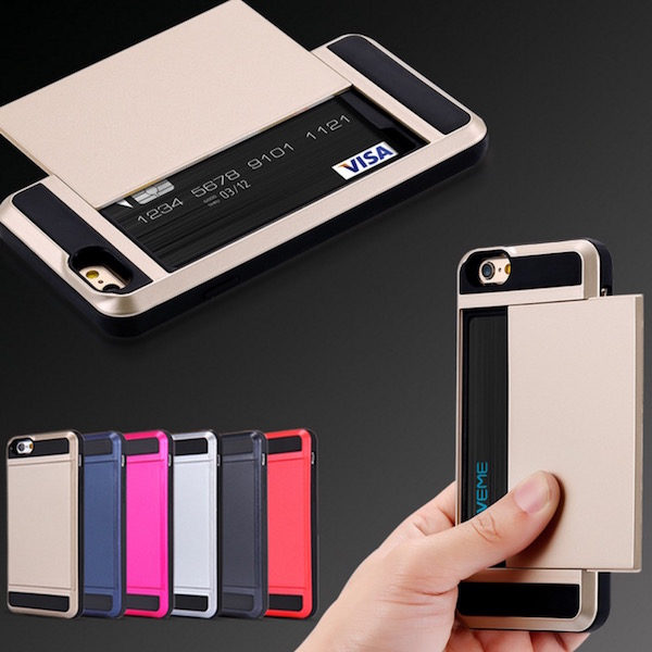 iPhone creadit card case