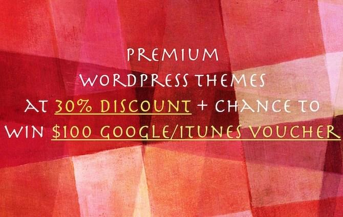 Wordpress Theme Discount