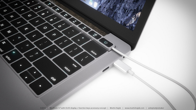MacBook OLED Touch Bar Accessory 4
