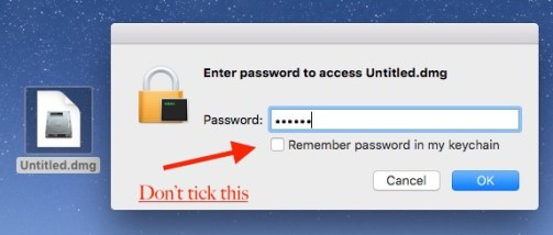 Launch Password Protected Folder