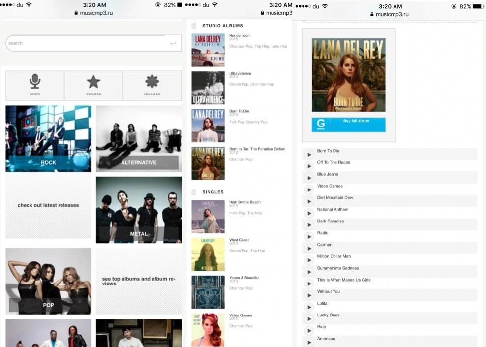 Music Mp3 ru