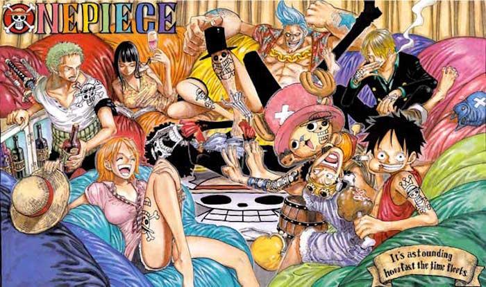 read one piece manga online