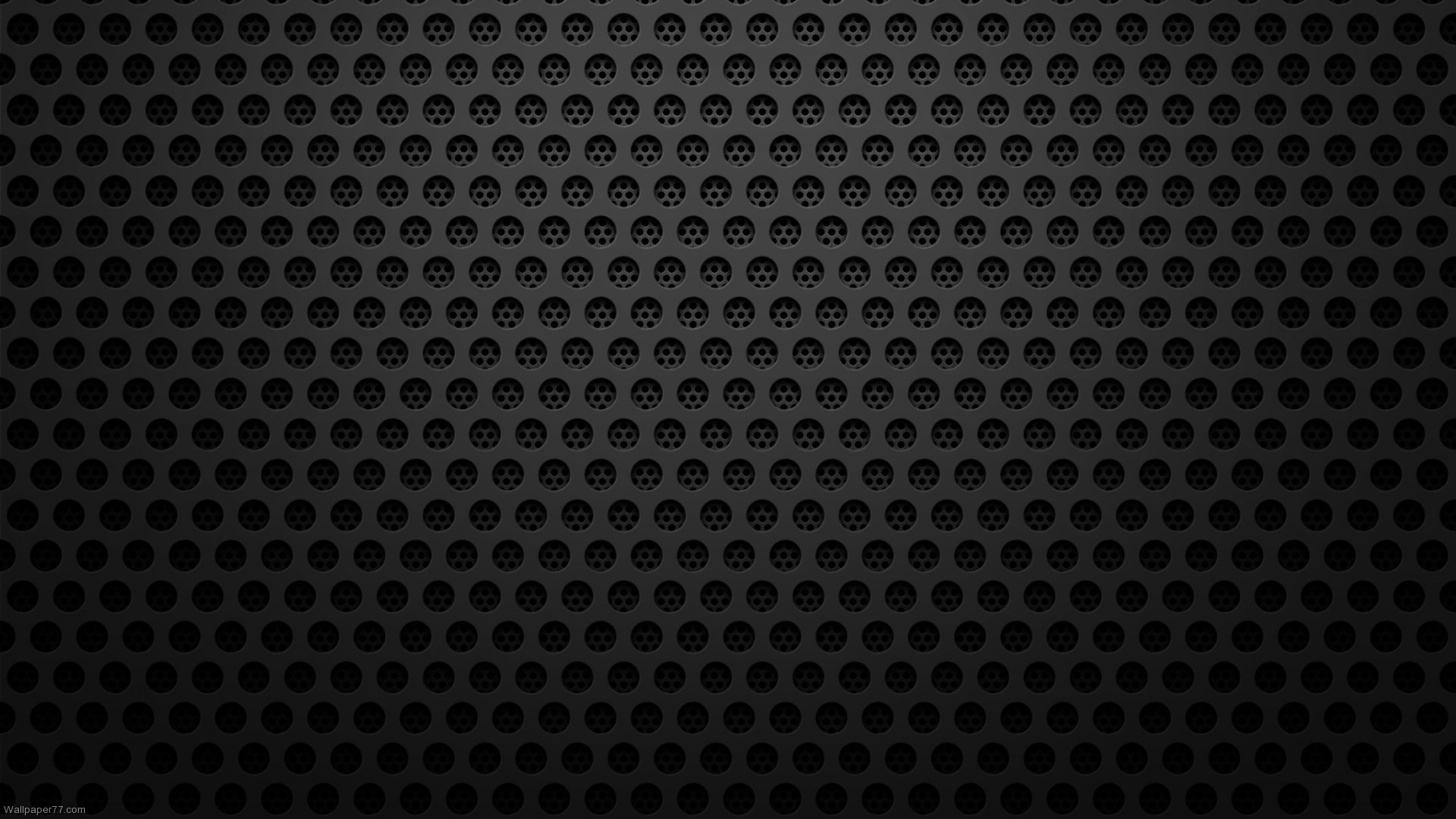 Black Wallpaper 3D effect