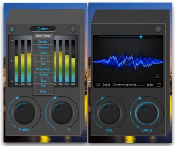 Equalizer Bass Booster