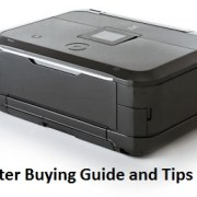 Printer Buying Guide and Tips