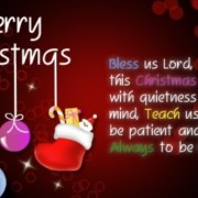 Merry Christmas Whatsapp Status and Facebook Messages