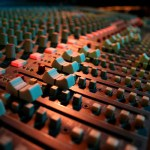 Move the faders slowly to avoid damage to equipment and hearing